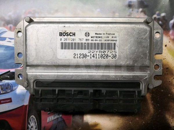 ЭБУ, мозги 21230-1411020-30 Купить в Казани