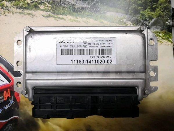 ЭБУ, мозги 11183-1421020-02 Купить в Казани